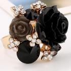 Prsteň Lill-Čierna