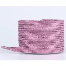 Magnetické šnúrky do topánok-Ružová