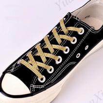 Magnetické šnúrky do topánok-Zlatá