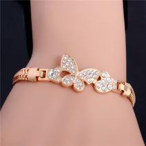 Náramok Luxury - Zlatá/Typ 2