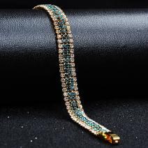 Náramok Serpent-Zelená