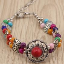 Náramok Vintage Beads-Multi