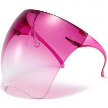 Ochranný štít PROFI-Ružová
