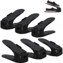Organizér na topánky-Čierna