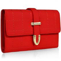 Peňaženka Ellen-Červená