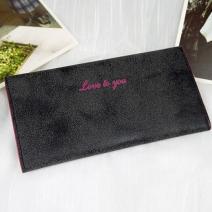 Peňaženka Love To You - Čierna