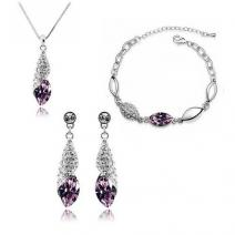 SW set BRIDAL - Grape
