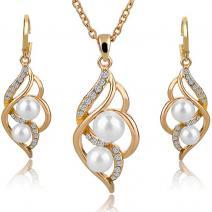 Set Pearl Liana-Zlatá