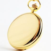 Vreckové Hodinky Gloss-Zlatá