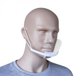 1x Ochranný štít na bradu