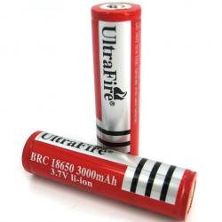3,7V nabijateľná batéria 18650