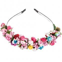 Čelenka Flowers - Multi