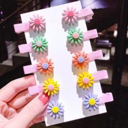 Detské sponky Flowers-Typ1