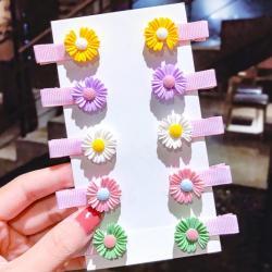 Detské sponky Flowers-Typ2