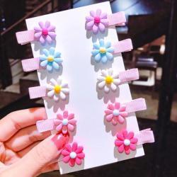 Detské sponky Flowers-Typ4