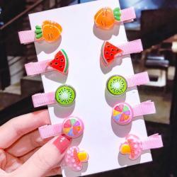 Detské sponky Ovocie-Typ3