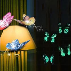 Fosforeskujúce motýle na stenu-Multi