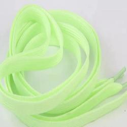 Fosforeskujúce šnúrky do topánok-Zelená/100cm