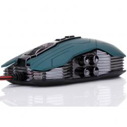 Herná myš SUZAKU - Zelená