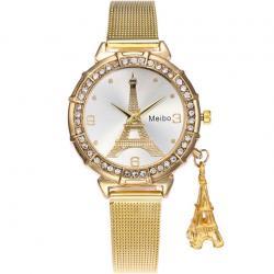 Hodinky Eiffel-Zlatá