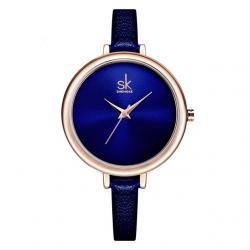 Hodinky SHENGKE Blue-Modrá