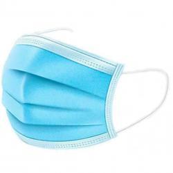 Hygienické Rúško-Modrá