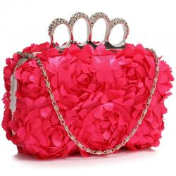 Kabelka Milagros-Ružová