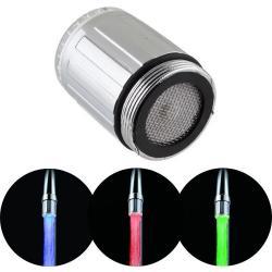 LED samonapájacia vodovodná hlavica