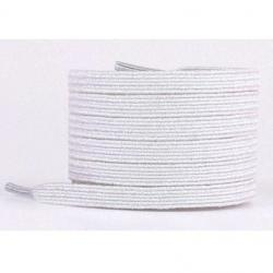 Magnetické šnúrky do topánok-Biela/Perleťová