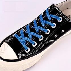Magnetické šnúrky do topánok-Modrá