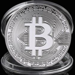 Minca Bitcoin-Strieborná