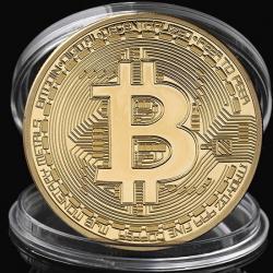Minca Bitcoin-Zlatá