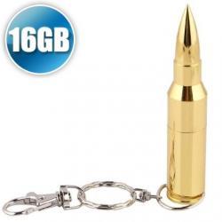Náboj 16GB USB - Zlatá