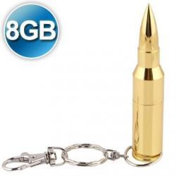 Náboj 8GB USB - Zlatá