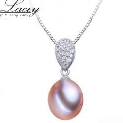 Náhrdelník Lacey Nela-Ružová