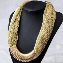 Náhrdelník Singapore Chain - Zlatá