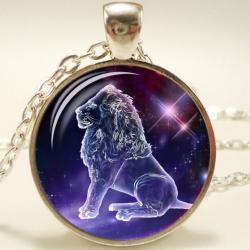 Náhrdelník Znamenie-Lev