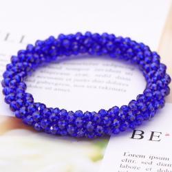 Náramok Beads-Modrá