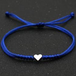 Náramok Dear Heart-Modrá