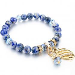 Náramok Eternal - Modrá