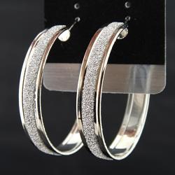 Náušnice Silver Charm - Strieborná