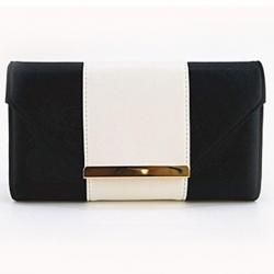 Peňaženka Adonia-Čierna