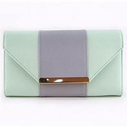 Peňaženka Adonia-Zelená