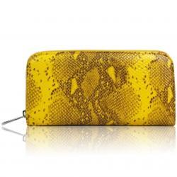 Peňaženka Aletia-Žltá
