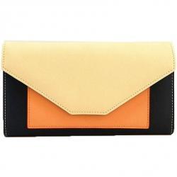 Peňaženka Alyss-Oranžová