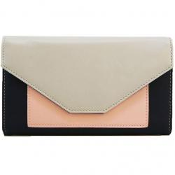 Peňaženka Alyss-Sivá