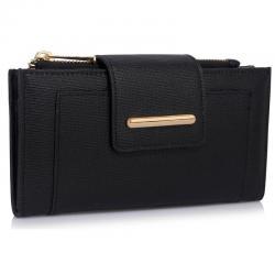 Peňaženka Anne-Čierna