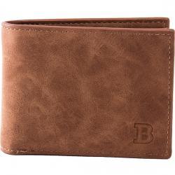 Peňaženka Baborry Bradley-Hnedá
