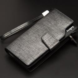 Peňaženka Baellerry Harry-Strieborná