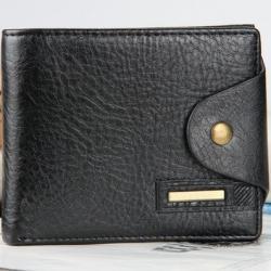 Peňaženka Baellerry Jack-Čierna